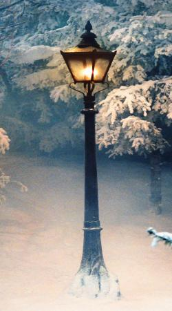 lampadaire narnia