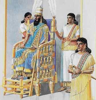 Une histoire abrégée de l`Ancien Testament – (avec images et cartes géographiques) 15b